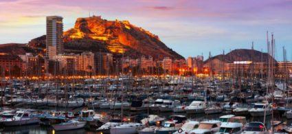 Noleggio auto a Alicante