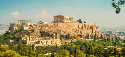 Noleggio auto ad Atene