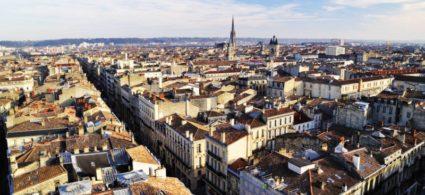 Noleggio auto a Bordeaux