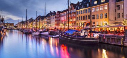 Noleggio auto a Copenaghen