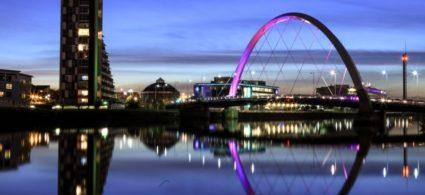 Noleggio auto a Glasgow
