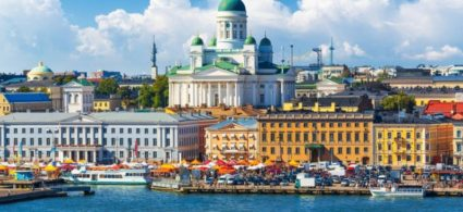 Noleggio auto a Helsinki