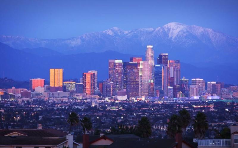 Noleggio auto a Los Angeles