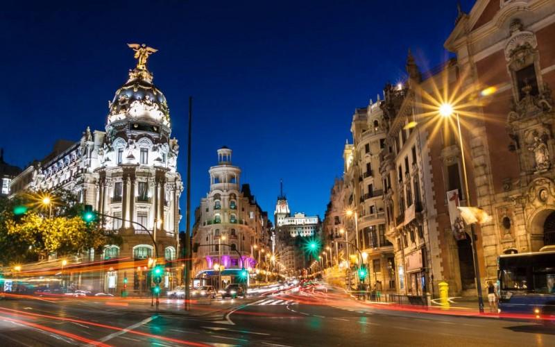 Noleggio auto a Madrid