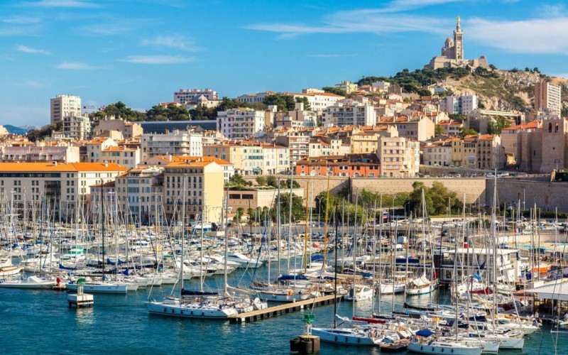 Noleggio auto a Marsiglia