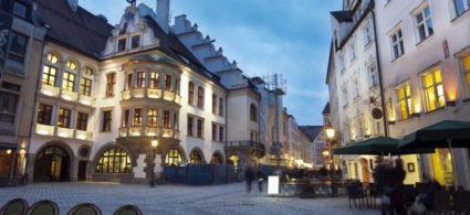 Noleggio auto a Monaco di Baviera