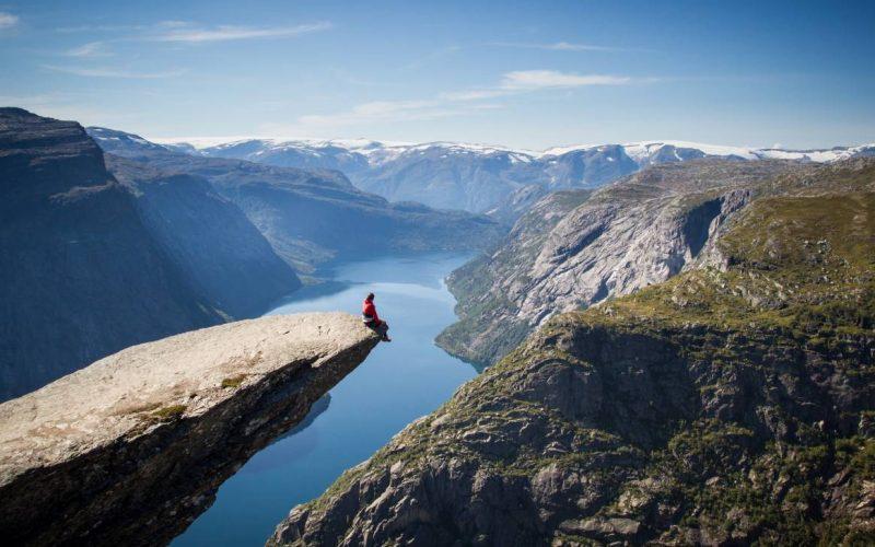 Noleggio auto in Norvegia