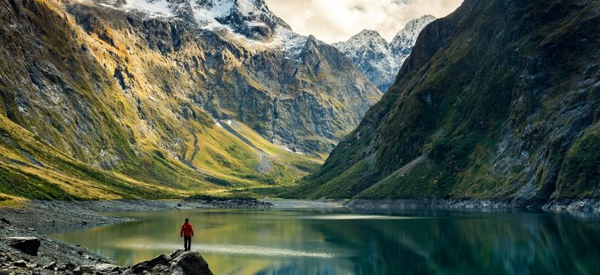 Noleggio auto in Nuova Zelanda