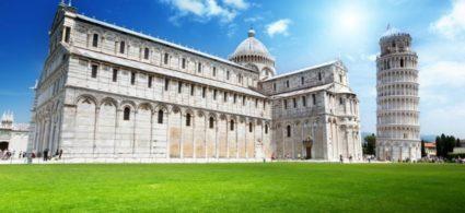 Noleggio auto a Pisa