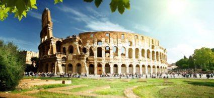 Noleggio auto a Roma