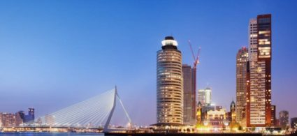 Noleggio auto a Rotterdam