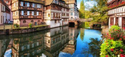 Noleggio auto a Strasburgo