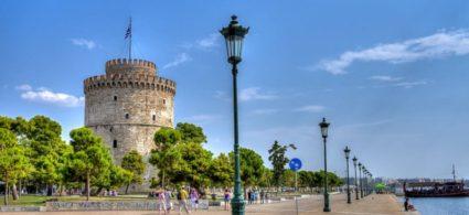 Noleggio auto a Salonicco
